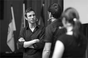 Das frei.wild Businesstheater improvisiert für Ihre Veranstaltung, Tagung oder Konferenz